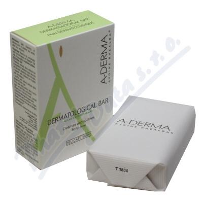 A-DERMA Dermatologické mýdlo-kostka 100g