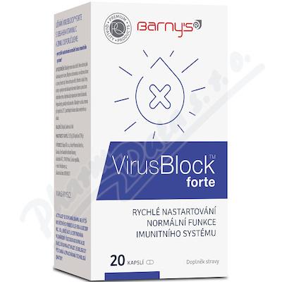 Barnys VirusBlock forte cps.20