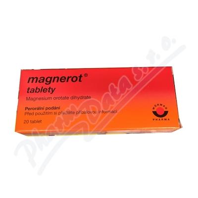 Magnerot por.tbl.nob.20x500mg II.