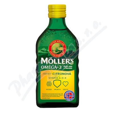 Mollers Omega 3 Citron 250ml