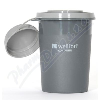 Wellion kontejner na zdravotnický odpad 700 ml