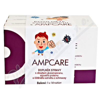 AMPcare IMUNITY PACK tbl.3x30