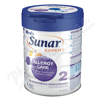 Sunar Expert Allergy Care 2 700g
