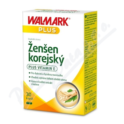 Walmark Ženšen korejský cps.30