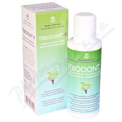 Tebodont ústní výpl. s fluoridy 1.5% TTO 250 ml