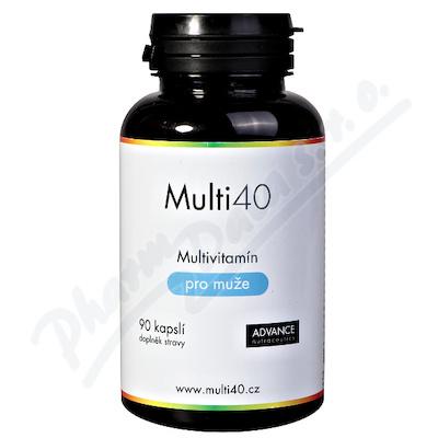 ADVANCE Multi40 pro muže cps. 90
