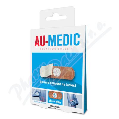AU-MEDIC blokátor bolesti 4ks