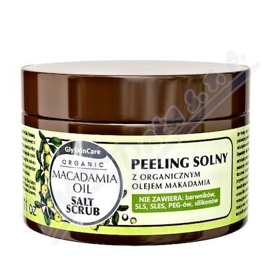 Biotter solný peeling s makadamovým olejem 400g