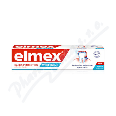 Elmex zubní pasta Caries Protect.Whitening 75ml