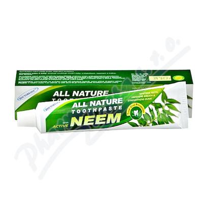 All Nature Neem zubní pasta 100g