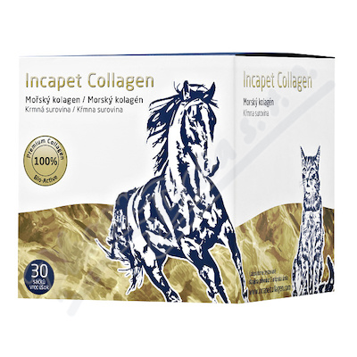 Incapet Collagen 30 sáčků