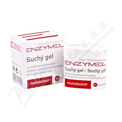 Enzymel Parodont suchý gel pastilky 60ks