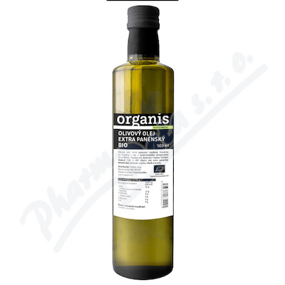 Organis Olivový olej extra panenský BIO 500 ml