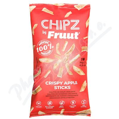 Fruut Sušené jablečné křupavé kousky 20g