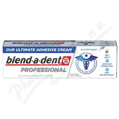 Blend-a-Dent upev. krém Professional 40g