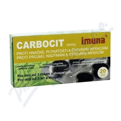Carbocit por.tbl.nob.20