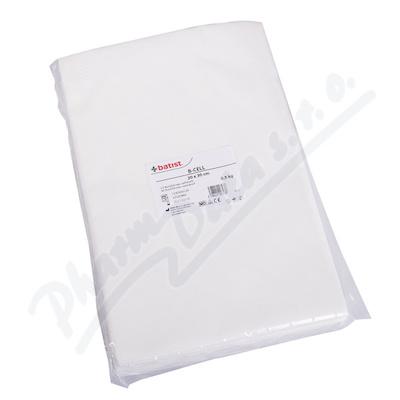 Batist vata buničitá přířez 20x30cm 500g
