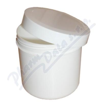 Kelímek s šroub.víčkem 310ml/250g bílý Červenková