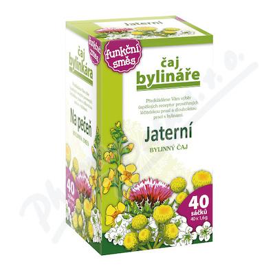 Čaj Bylináře Jaterní 40x1.6g